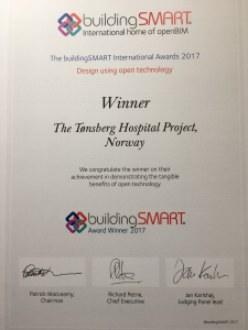 bSI Award 2017 - Design Using Open Technology_Tønsbergprosjektet